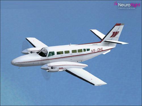 Cessna 406 bush